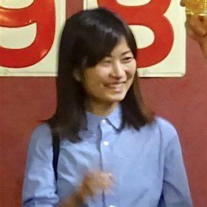 2019 Ms. MARUYAMA Hikari 丸山ひかり 氏