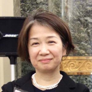 2020 Ms. HAYASHI Yoko 林 洋子 氏